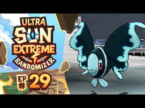 HOW DID THAT KILL MY POKEMON?! - Pokémon Ultra Sun Extreme Randomizer Nuzlocke w/ Supra! Episode #29