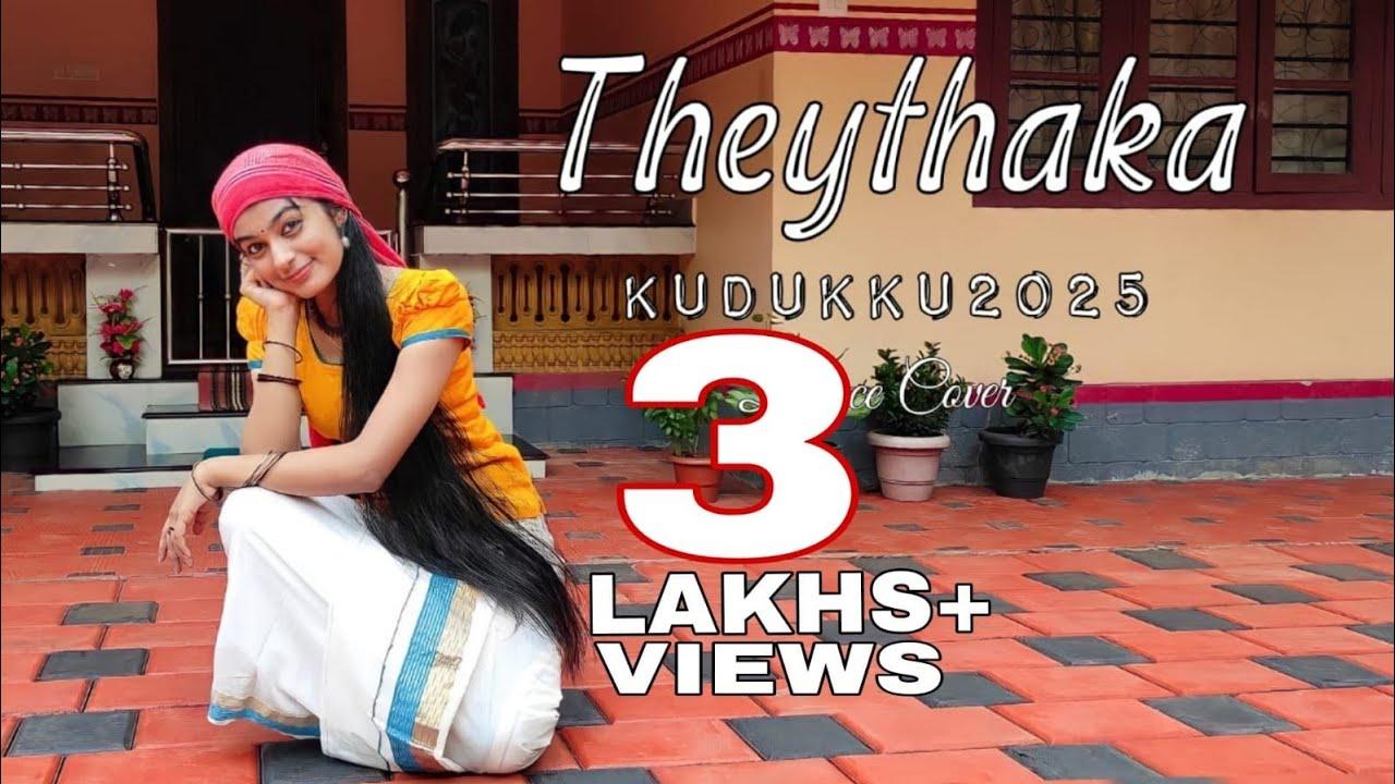 Download Theythaka theythaka | Kudukku2025 | Dance Cover | Padma Shalini
