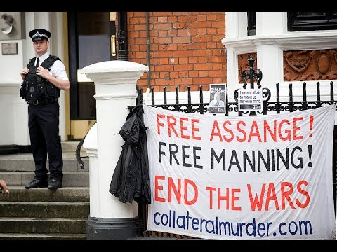 Assange and Manning Under Arrest: Trump Admin Goes All Out Against Whistleblowers (Pt 2/2)