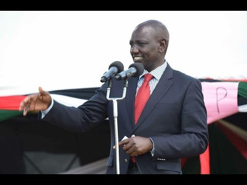 DP William Ruto re-brands himself as he steps out to accommodate NASA top leadership
