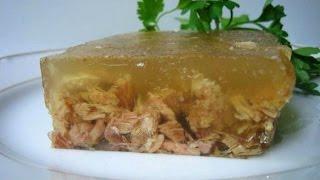 Как приготовить холодец. | How to cook jelly.