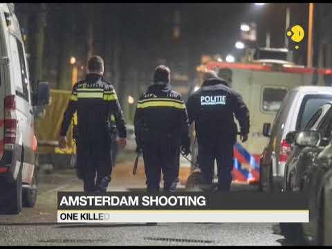 Amsterdam shooting
