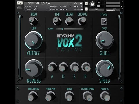 Download Vox Engine 2 For Kontakt