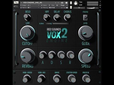 Download Vox Engine 2 For Kontakt