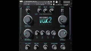 Vox Engine 2 (Vocal Chops For Kontakt)