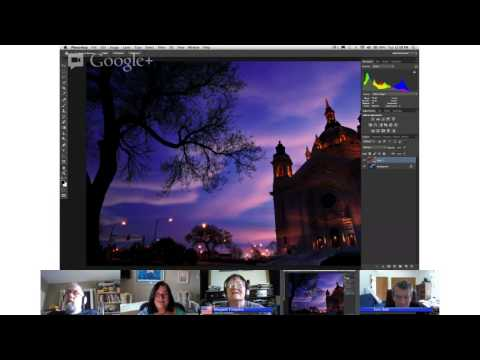 Episode 9 Landscape Photography Show  Editing In Photoshop With Mark Johnson