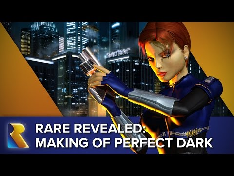 Rare Revealed: The Making of Perfect Dark