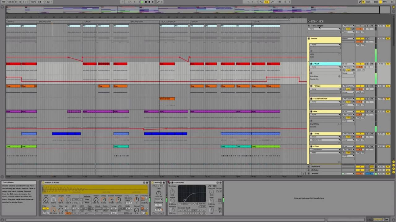a report on a music production project using ableton live software Ableton live 9 free download ableton live 9 free download pinterest explore ableton live, music production, and more ableton live free.