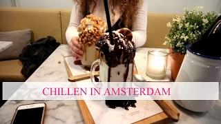 chillen in amsterdam met yagmur sammy hoever vlog 5