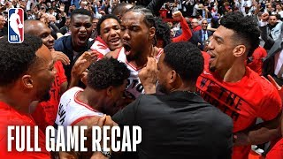 Download 76ERS vs RAPTORS | JAW-DROPPING End to Series Finale! | Game 7 Mp3 and Videos