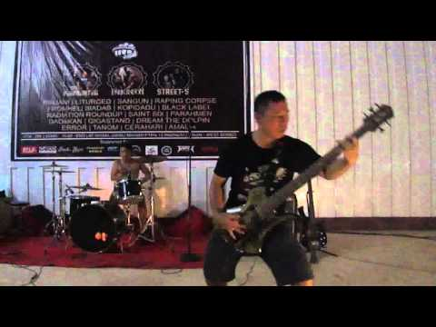 fermented_combo mutilated (ending)_west boreneo death metal