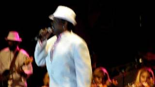 Charlie Wilson - There Goes My Baby in Washington, DC - 9.12.09