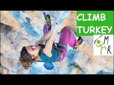 CLIMBING TURKEY  Citdibi and around