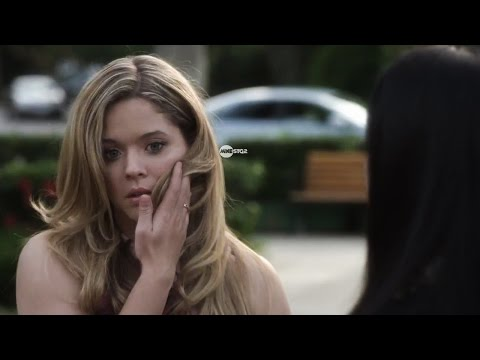 "Pretty Little Liars - Alison is Slapped - ""Through a Glass, Darkly"" [5x14]"