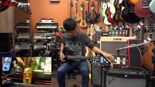 music store review tom s line plexion effect