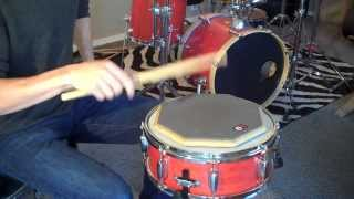 Download lagu Push Pull Drum Technique Explained