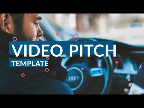 Video Pitch Template (Editable)