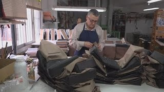 Кожаные сумки испанских мастеров: как качество побеждает кризис (новости)