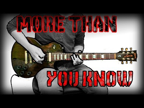 More than you know Axwell/\Ingrosso Cover |#3