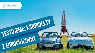 Testujeme: kabriolety Mini Cooper a NewBeetle