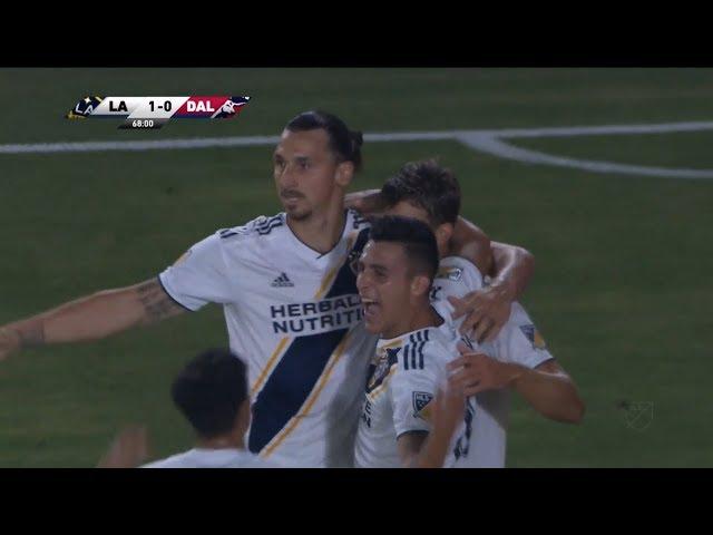 """""""Pavón es demasiado bueno para la MLS"""", aseguró el sueco Zlatan Ibrahimovic"""