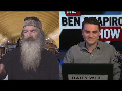EXCLUSIVE: Ben Shapiro with Phil Robertson