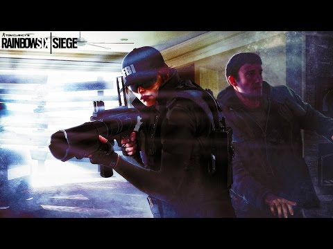 RAINBOW SIX SIEGE: I LOVE THE NEW OPERATORS - Red Crow Gameplay (Rainbow Six Funny Moments)