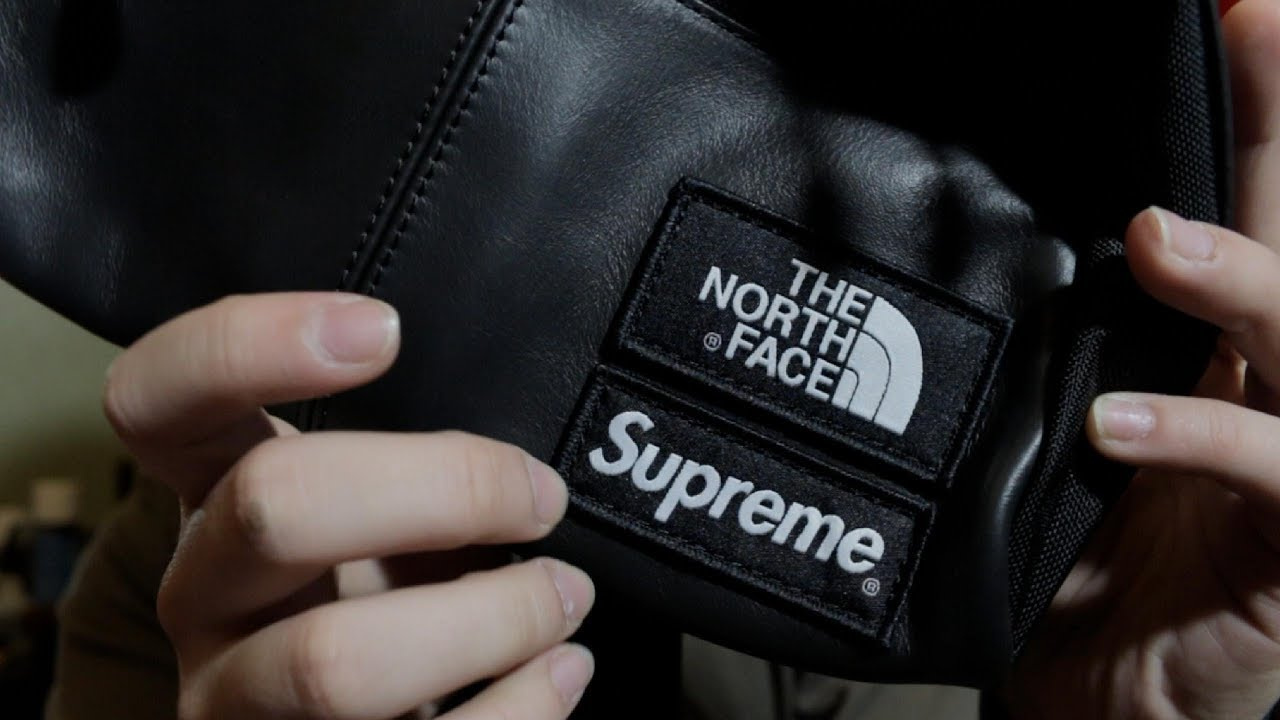 Supreme X The North Face 2017 Fall Collection Pickup Youtube