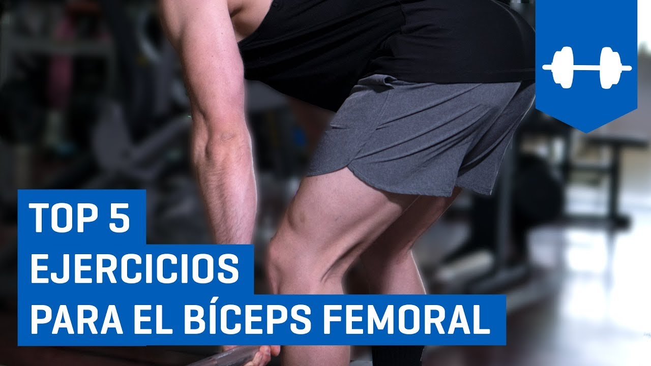 Desgarro biceps femoral recuperacion