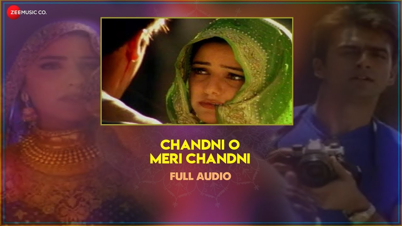 Chandni O Meri Chandni - Full Audio | Yaaron Sab Dua Karo | Vinod Rathod | Jaspal Mony #1
