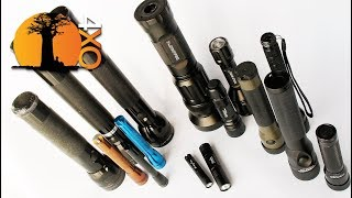 Baixar Flashlight Flashback | Maglite, Streamlite, Wolf-Eyes, LED Lenser, Fenex and Nitecore. StoryTIME