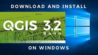 Gambar cover Download and Install QGIS On Windows