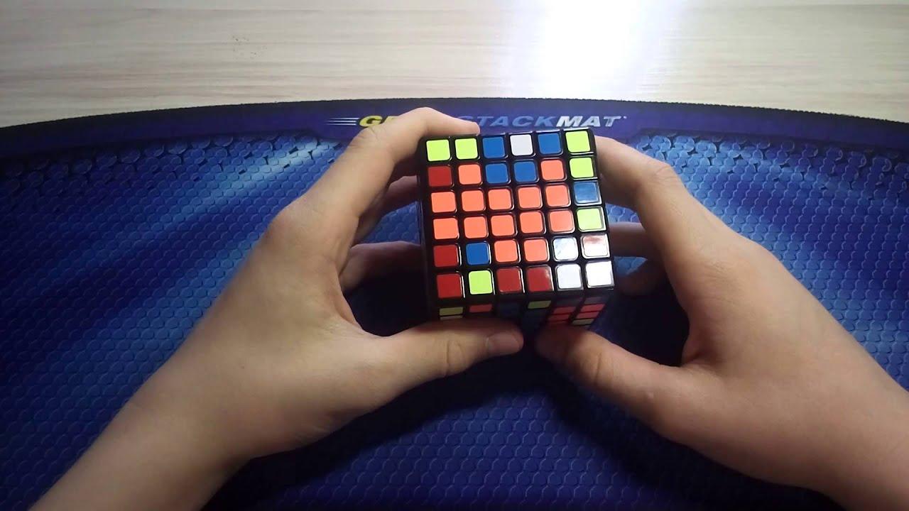 Как собрать кубик рубика 6х6 схема фото 376