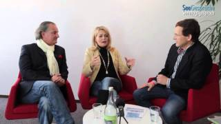 Andreas Popp & Eva Herman u.a. über Nacktscannerumgehung & Einreisewarnungen nach Deutschland