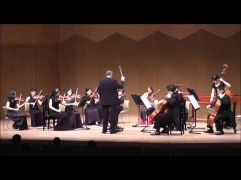 弦楽セレナード ハ長調 Op.48 第1楽章