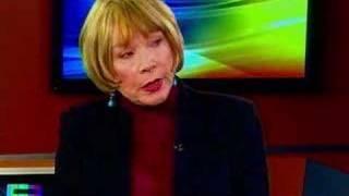 'Sage-ing' Shirley MacLaine (CBS News)