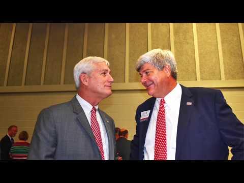 FULL REMARKS: Senator Trip Pittman @ Cullman GOP Dinner - July 2017