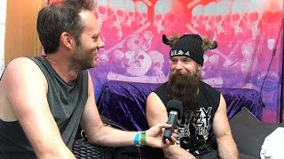 Zakk Wylde Interview - Sweden Rock Festival 2018
