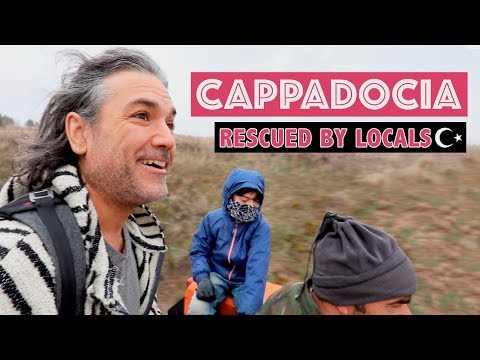 TURKISH PEOPLE ARE AMAZING! | CRISIS IN CAPPADOCIA | EP 142
