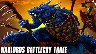 Warlords Battlecry 3 Gameplay - SSRARTHI! Unleash the Snakemen!