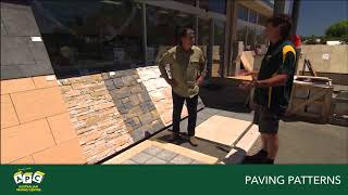 Consider what paving pattern you should choose for your home!