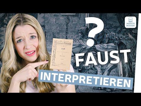 Faust | Analyse | musstewissen Deutsch