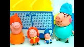 Мультфильм игрушками Свинка Пеппа Свинка Pig Новая подборка