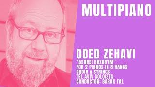 "Oded Zehavi - ""Ashrei HaZor"