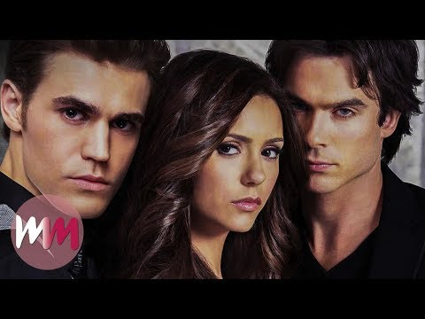 Top 10 CW Shows of All Time