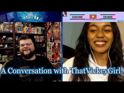 Creator Spotlight Ep 9 - A Conversation with Vickey! - ThatVickeyGirl!