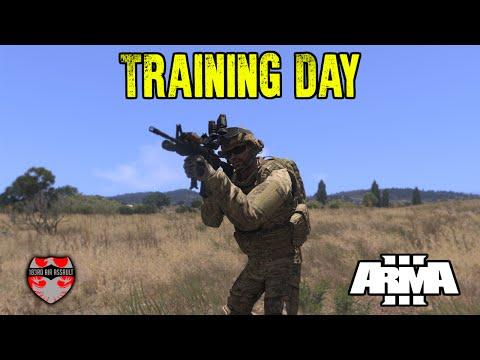 TRAINING DAY - 183rd Air Assault Milsim Unit - Episode 1