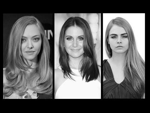 Women Long Hairstyles & Haircuts ทรงผมสำหรับผู้หญิงผมยาว