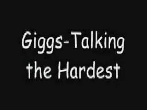 Giggs - Talking The Hardest Instrumental