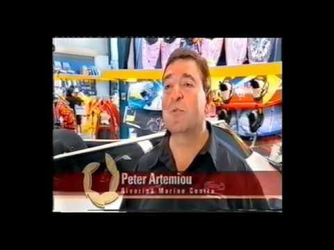 2003 EBA Small Business Finalist   Peter Artemiou   Riverina Marine Centre